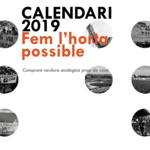 Primera pàgina del Calendari